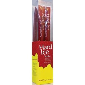 Hard Ice Vodka Freezies • Wild Raspberry 6pk-200ml