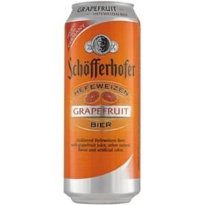Schofferhofer Grapefruit Hefe Radler • 12pk Can