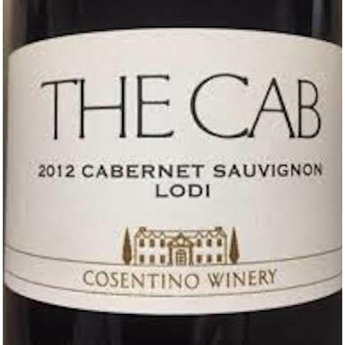 Cosentino The Cab Cabernet Sauvignon