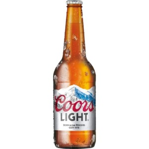 Coors Light • 1 / 4 Barrel Keg