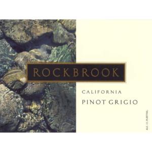 Rockbrook Pinot Grigio