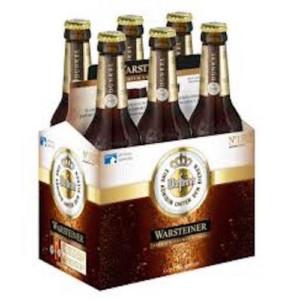 Warsteiner Dunkel • 6pk Bottle