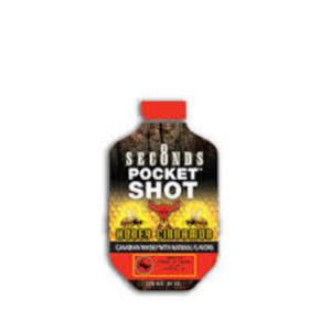 Pocket Shots • Honey Cinnamon Whisky (Each)