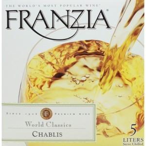 Franzia Chablis World Classics Chardonnay