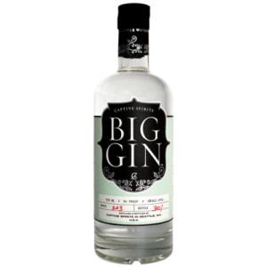 Captive Spirits London Dry Big Gin