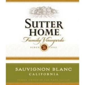 Sutter Home Winery Sauvignon Blanc