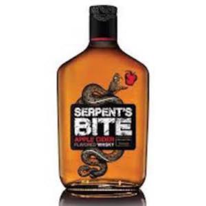 Serpents Bite Whiskey Apple Cider