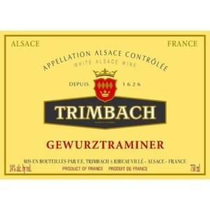 Trimbach Gewurztraminer