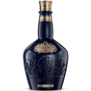 Chivas Regal Royal Salute 21 Year Old Blended Scotch Whisky