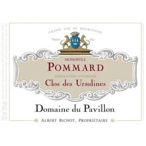 Maison Albert Bichot Domaine Du Pavillon Clos Des Ursulines Pommard Pino...