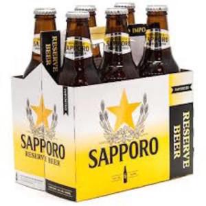 Sapporo Reserve • 6pk Bottle