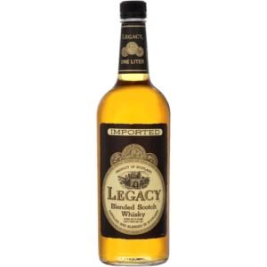 Legacy Blended Scotch Whisky
