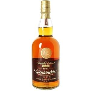 Glenkinchie Malt Scotch • Distlr Edtn 1991 (6 / Case)