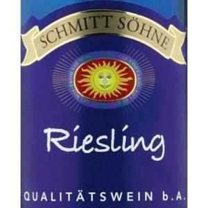Schmitt Sohne Qba Blue Bottle Riesling