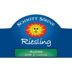 Schmitt Sohne Riesling Auslese Blue Bottle
