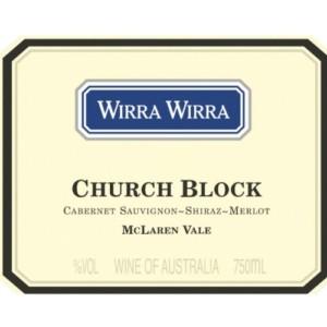 Wirra Wirra Church Block Red