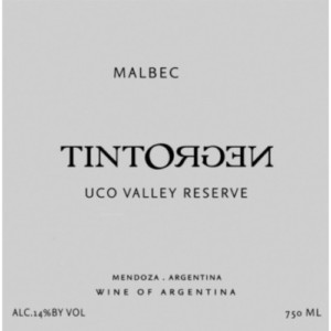 Tintonegro Uco Valley Malbec Reserve