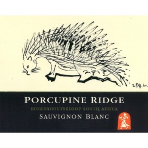 Porcupine Ridge Sauvignon Blanc (South Africa)