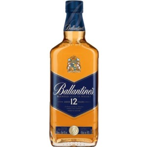 Ballantine's 12 Year Old Blended Scotch Whisky
