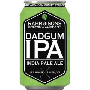 Rahr Dadgum IPA • Cans