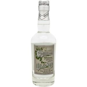 Nelson's Greenbrier Belle Meade White Whiskey