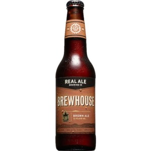Real Ale Brewhouse Brown • 6pk NRB
