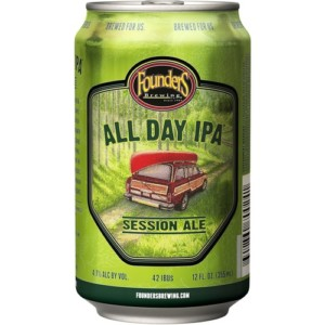 Founders All Day IPA • 19.2oz Can