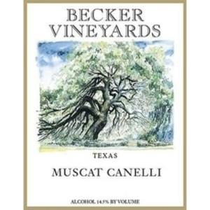 Becker Moscato (Texas)