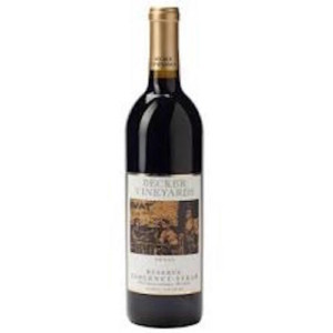 Becker Vineyards Reserve Cabernet Sauvignon