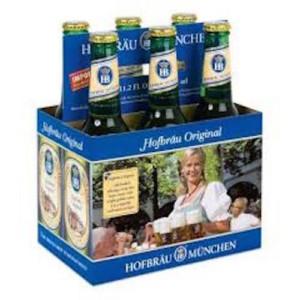 Hofbrau Original • 6pk Bottle