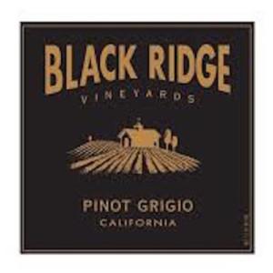 Black Ridge Pinot Grigio California