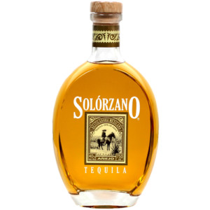 Solorzano Anejo Tequila