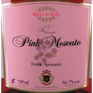 Bacio Di Bolle Pink Moscato Spumante