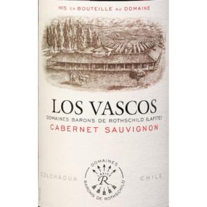 Barons De Rothschild (Lafite) Los Vascos Estate Grown Cabernet Sauvignon