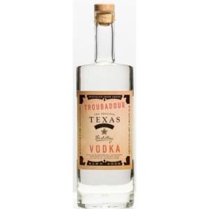Troubadour Texas Vodka (Orange  Texas)