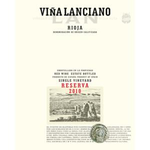Bodegas Lan Vina Lanciano Reserva