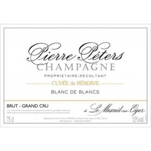 Pierre Peters Champagne Cuvee De Reserve Brut