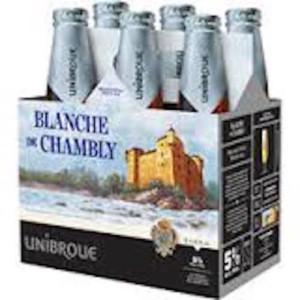 Unibroue Blanche De Chambley • 6pk Bottle