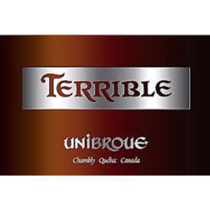 Unibroue Terrible • 750ml Bottle