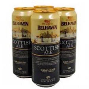Belhaven Scottish Ale • Cans