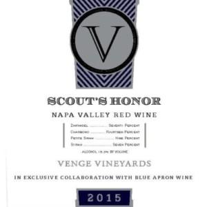 Venge Vineyards Scout's Honor Zinfandel