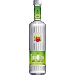 Three Olives Vodka • Apples & Pears