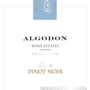 Algodon Wine Estates Pinot Noir
