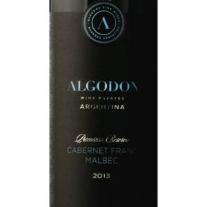 Algodon Cabernet Franc / Malbec Black Label