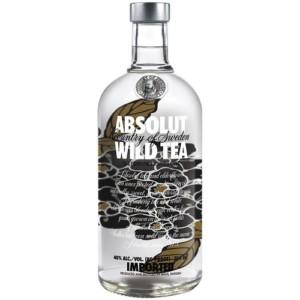 Absolut Wild Tea Vodka