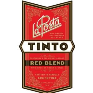 La Posta Cocina Tinto Red Blend