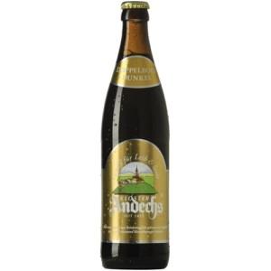 Andechs Dopplebock Dunkel • 16.9oz Bottle