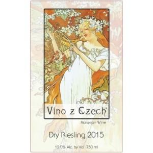 Vino Z Czech Michlovsky Riesling