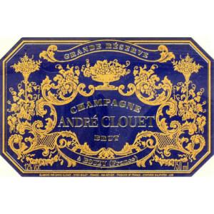 Andre Clouet Grande Reserve Brut Grand Cru Champagne Brut Champagne Blend