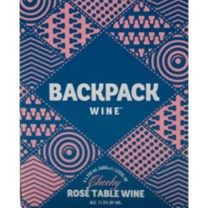 Backpack Cheeky Rose 4-pack Cans